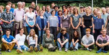 Volunteers! - image by John Dominick